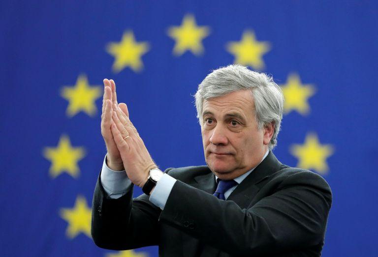 Ο Αντόνιο Ταγιάνι του ΕΛΚ νέος πρόεδρος του Ευρωκοινοβουλίου   tovima.gr