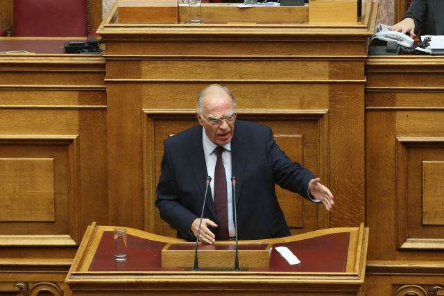 Λεβέντης: Αν είχαμε εθνική κυβέρνηση το 2009, το 2011 δεν θα είχαμε μνημόνιο   tovima.gr