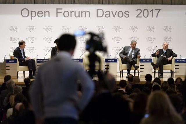 Είναι το Νταβός και η παγκόσμια ελίτ σε κρίση; | tovima.gr