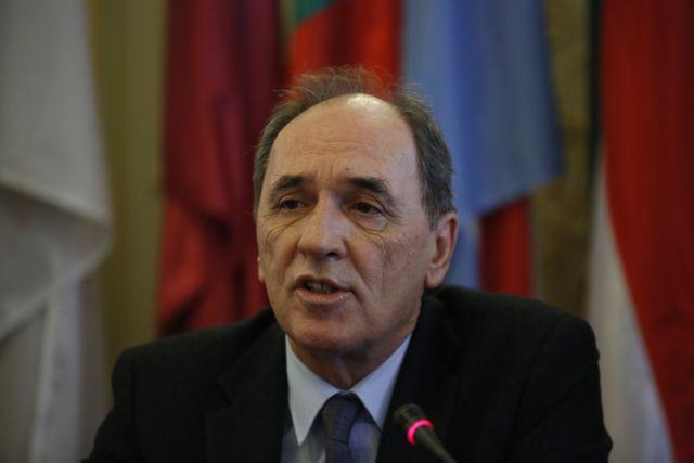 Σταθάκης: «Η διαφοροποίηση των πηγών και  η ενοποίηση των αγορών ενέργειας είναι οι μεγάλες προκλήσεις»   tovima.gr