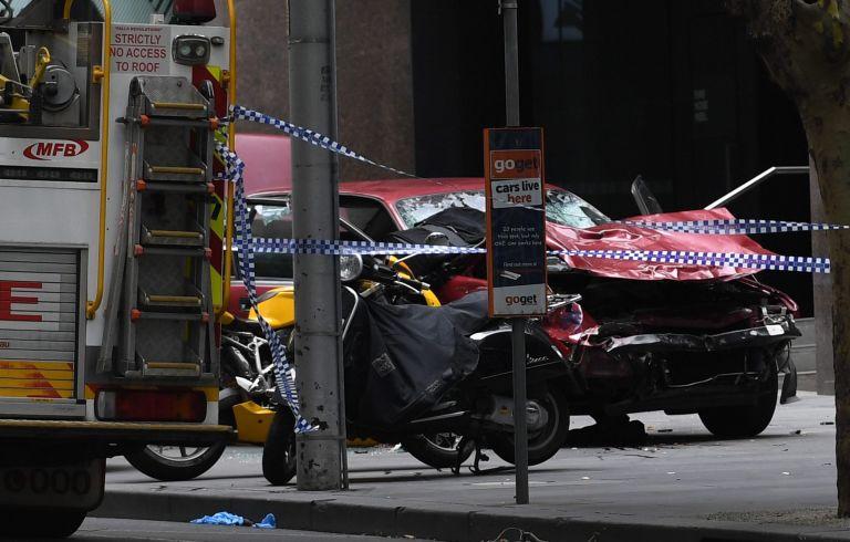 Μελβούρνη: ΙΧ κατά πεζών-4 νεκροί -Ελληνικής καταγωγής ο δράστης | tovima.gr