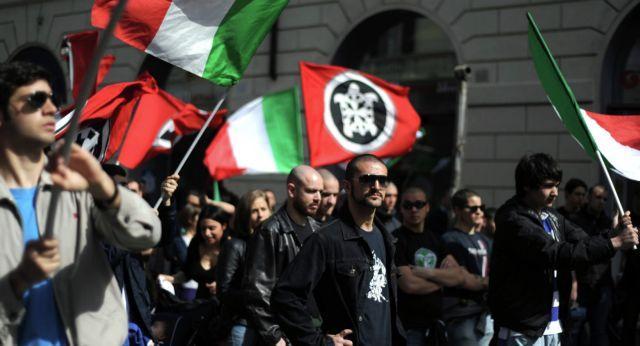 Καμπάνια σοκ της ιταλικής ακροδεξιάς με θέμα τους πρόσφυγες   tovima.gr