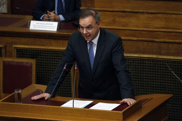 Λιαργκόβας: Θα υπάρξει εκτροπή εάν η γ' αξιολόγηση δεν κλείσει έως τον Δεκέμβριο | tovima.gr