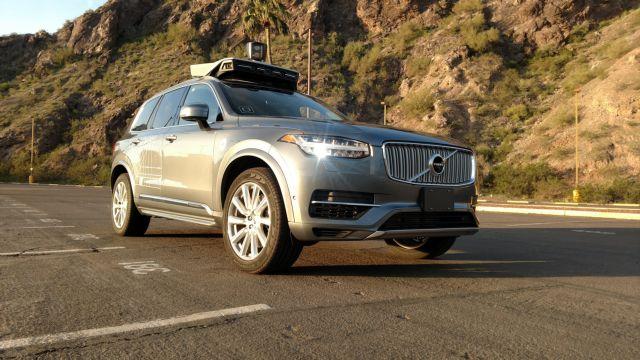 H Uber αναστέλλει τις δοκιμές συστημάτων αυτόνομης οδήγησης | tovima.gr