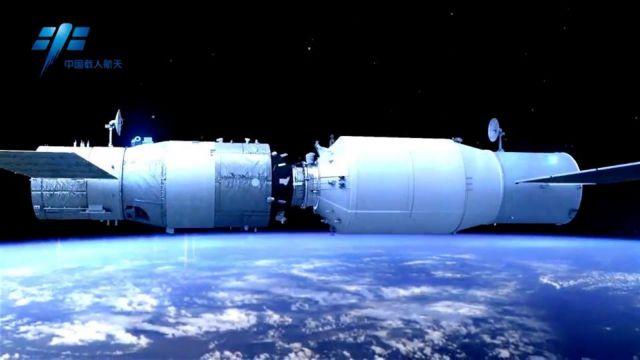 Η Κίνα έτοιμη να εκτοξεύσει διαστημικό σκάφος ανεφοδιασμού | tovima.gr