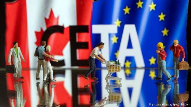 Αυστρία: Επικύρωσε τη Συμφωνία Ελεύθερου Εμπορίου ΕΕ – Καναδά | tovima.gr