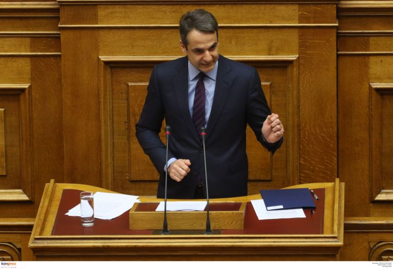 Μητσοτάκης στην ΚΟ της ΝΔ: Η κυβέρνηση κανιβαλίζει τη χώρα | tovima.gr