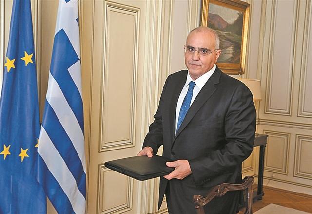 """«Ως το 2022 σε μονοψήφια επίπεδα τα """"κόκκινα"""" δάνεια»   tovima.gr"""