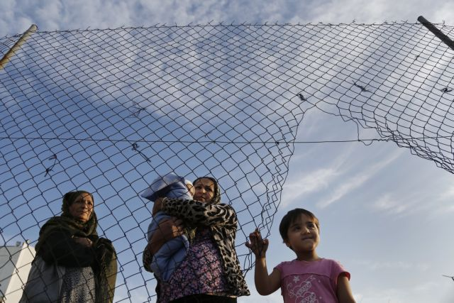 Ασυνόδευτα παιδιά το 12,4% των αιτούντων άσυλο στην Ελλάδα | tovima.gr