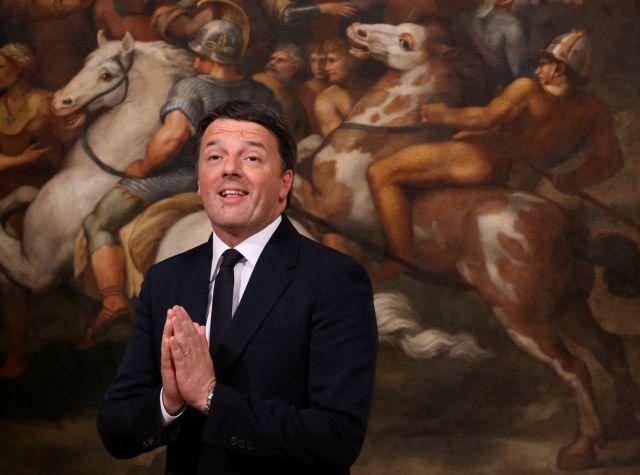 Φάμπιο Μπορντινιόν: «Ο Ρέντσι ονειρεύεται ότι είναι ο Μπλερ ή ο Μακρόν της Ιταλίας» | tovima.gr
