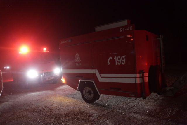 Ενας νεκρός και τρεις τραυματίες σε τροχαίο στον Ασπρόπυργο | tovima.gr