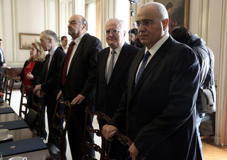 Προβληματισμός για την πορεία των κόκκινων δανείων στη συνάντηση της Ενωσης Ελληνικών Τραπεζών με τους θεσμούς   tovima.gr