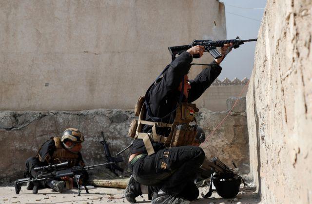 Πλήρης ο αποκλεισμός της δυτικής Μοσούλης από τις ιρακινές δυνάμεις | tovima.gr