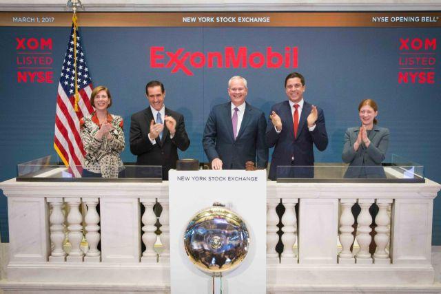 «Πράσινο φόρο» ζητεί η Exxon Mobil από τον Τραμπ | tovima.gr
