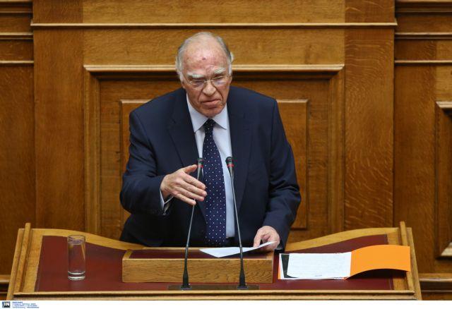 Λεβέντης: «Να διορθώσει η Βουλή τη λανθασμένη επιλογή»   tovima.gr
