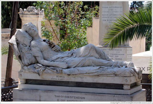 Στη γλυπτοθήκη για συντήρηση η «Κοιμωμένη του Χαλεπά» | tovima.gr