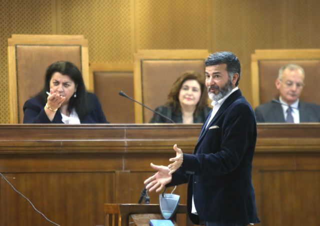 Δίκη Χρυσής Αυγής: «Οι βουλευτές έλεγαν στα μέλη τι να κάνουν» | tovima.gr