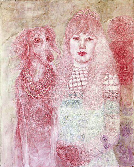 Καλλιόπη Ασαργιωτάκη: «Με εκπλήσσει η ζωγραφική μου»   tovima.gr