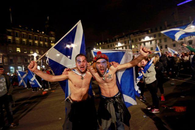 Σκωτία: πιθανό δεύτερο δημοψήφισμα μετά το Brexit   tovima.gr