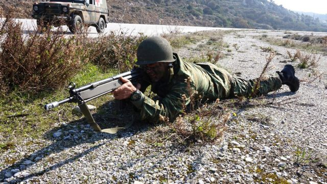 Πρόσληψη 1.000 οπλιτών βραχείας ανακατάταξης από τις Ενοπλες Δυνάμεις | tovima.gr