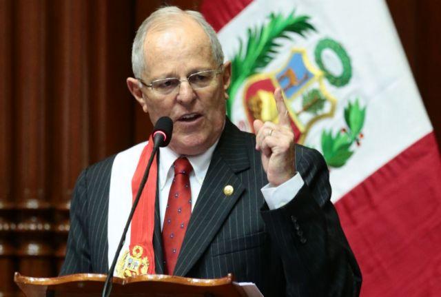 «Δειλός», «σκυλί», και «δούλος των ΗΠΑ» ο Περουβιανός πρόεδρος   tovima.gr