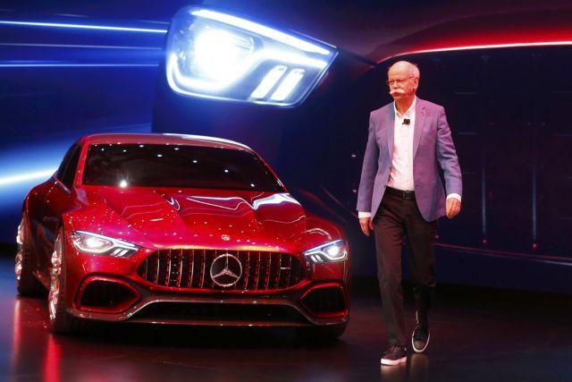 Μπόνους-ρεκόρ για τους υπαλλήλους της Daimler | tovima.gr