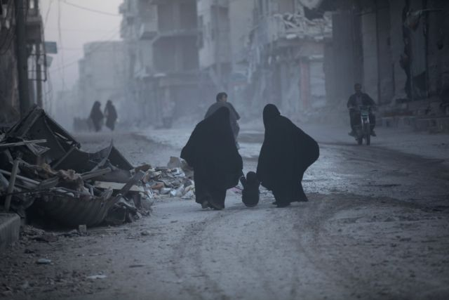 Συρία: Κατά 20 χρόνια έχει μειωθεί το προσδόκιμο ζωής από το 2011 | tovima.gr