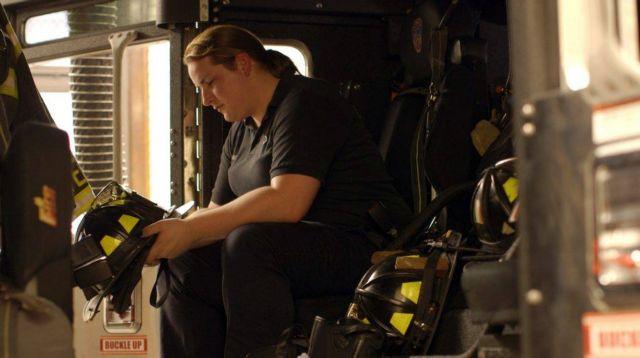 Μπρουκ Γκάιναν, η πρώτη διεμφυλική πυροσβέστης της Ν. Υόρκης   tovima.gr