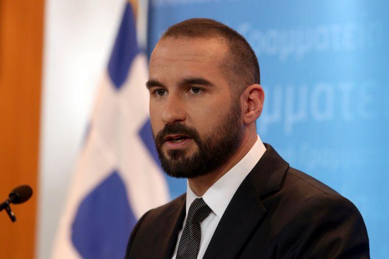Τζανακόπουλος: Στόχος μια κοινά αποδεκτή λύση – Παράλογες απαιτήσεις   tovima.gr