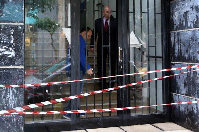 «Γκαζάκια» σε κτίριο του υπουργείου Πολιτισμού   tovima.gr