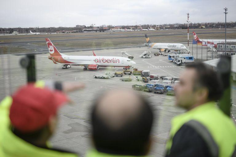 Βερολίνο: Νέκρωσαν τα αεροδρόμια λόγω απεργίας του προσωπικού εδάφους   tovima.gr