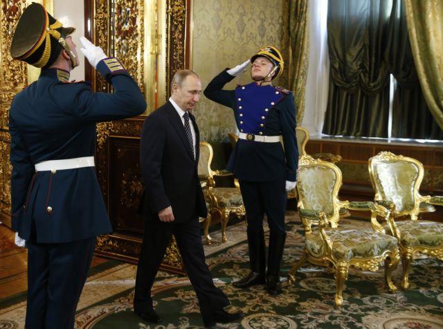 Στην Αγκυρα ο Πούτιν τη Δευτέρα | tovima.gr