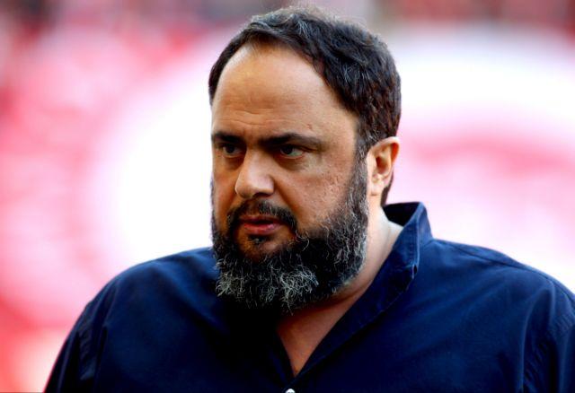 Βαγγέλης Μαρινάκης : Είμαι συγκλονισμένος από τον χαμό ενός υπέροχου ανθρώπου | tovima.gr