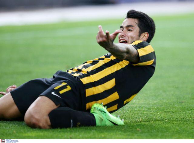 Σούπερ Λίγκα: MVP και καλύτερο γκολ ο Αραούχο στην 24η αγωνιστική | tovima.gr