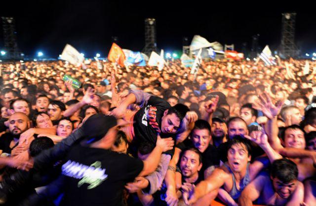 Σε τραγωδία μετατράπηκε συναυλία δημοφιλούς καλλιτέχνη στην Αργεντινή | tovima.gr