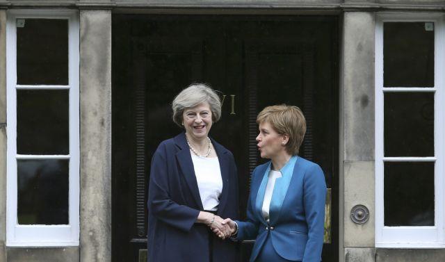 Αλεξάντρα Ρέμοντ: «Παρακινδυνευμένο για τους εθνικιστές το δεύτερο δημοψήφισμα στη Σκωτία»   tovima.gr