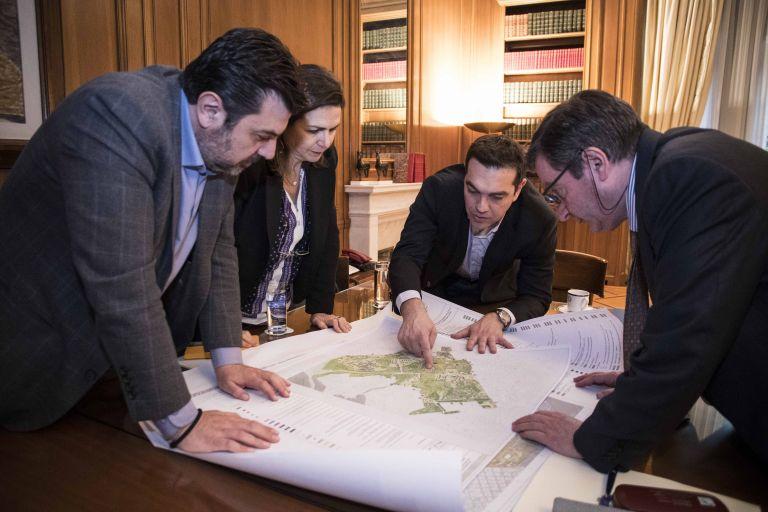Το …επικοινωνιακό σχέδιο ανάπλασης της  Αθήνας | tovima.gr