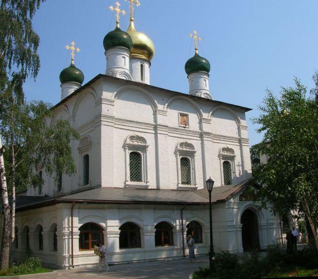 Το μοναστήρι που αγαπούν οι πράκτορες της KGB | tovima.gr