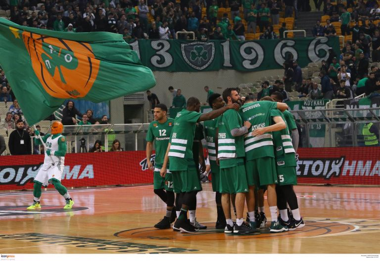 Ευρωλίγκα: Παναθηναϊκός – Ρεάλ 88 – 82   tovima.gr