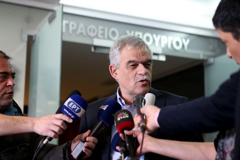 Ν.Τόσκας: Τα Εξάρχεια θα γίνουν όπως οι υπόλοιπες γειτονιές | tovima.gr