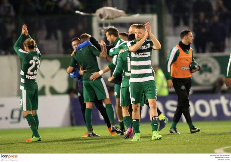 Παναθηναϊκός – Ολυμπιακός 1-0: Το γκολ του Μπεργκ έκρινε το «αιώνιο» ντέρμπι στη Λεωφόρο | tovima.gr