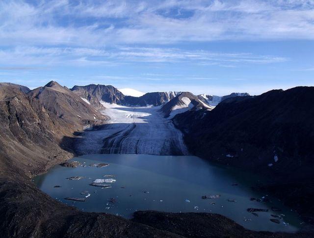 Εξαφανίζεται το τελευταίο απομεινάρι της Εποχής των Παγετών | tovima.gr