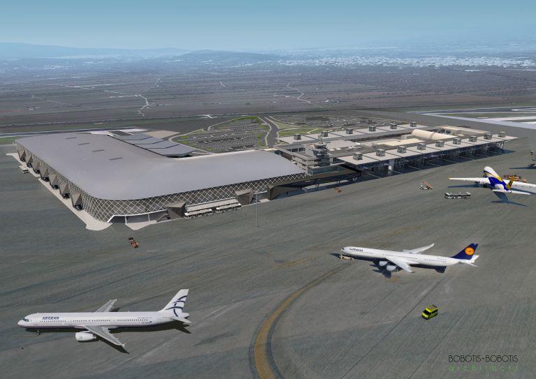 Μπουλντόζες στα 14 αεροδρόμια | tovima.gr