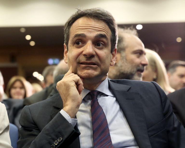 Μητσοτάκης: «Χρειαζόμαστε εθνική επανεκκίνηση»   tovima.gr