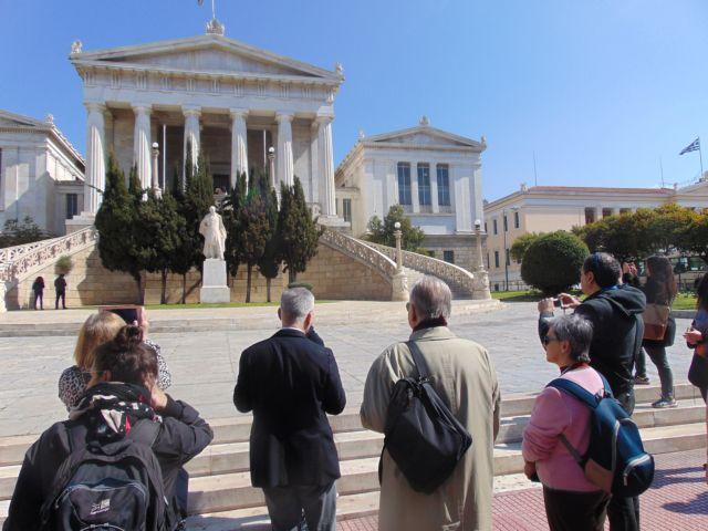 Αναζητώντας «γερμανικά ίχνη» στα κτίρια της Αθήνας | tovima.gr