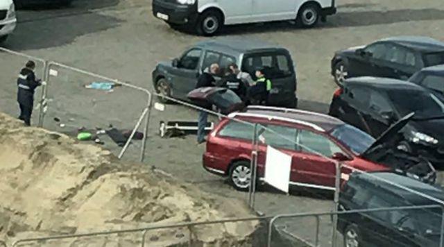 Ακινητοποίησαν οδηγό πριν πέσει σε πεζούς στην Αμβέρσα | tovima.gr