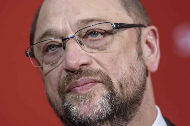 «Μη χαίρεστε από τώρα» λέει ο Σουλτς στο CDU μετά την ήττα στο Ζάαρλαντ | tovima.gr