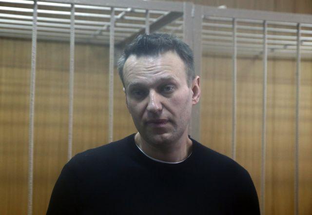Πρόστιμο 350 δολαρίων στον Αλεξέι Ναβάλνι για τις διαδηλώσεις στη Ρωσία | tovima.gr