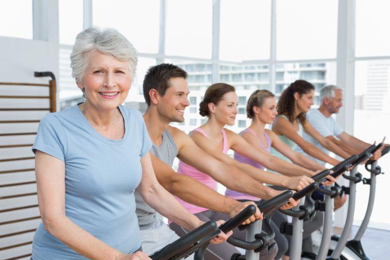 Η αερόβια γυμναστική βελτιώνει τα συμπτώματα της νόσου Αλτσχάιμερ | tovima.gr