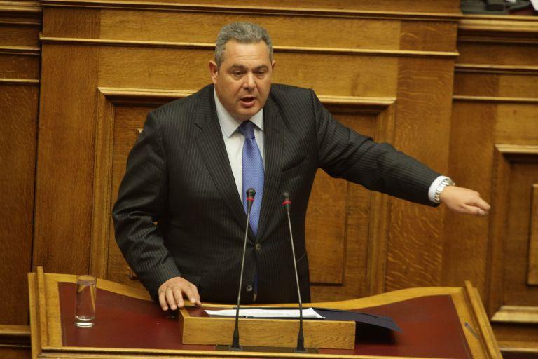 Εθνική επιταγή η επανένωση της Κύπρου, τόνισε ο Καμμένος | tovima.gr